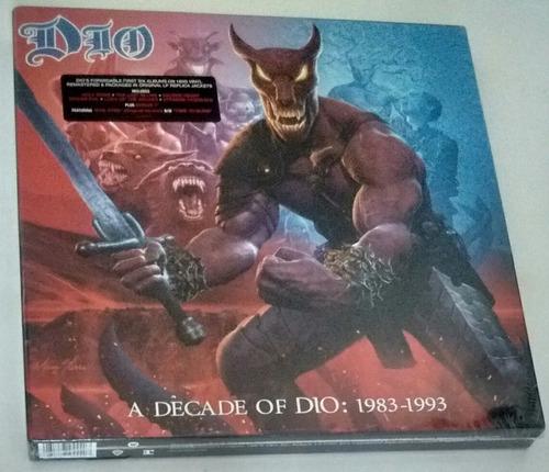 dio - a decade of dio 1983-1993 / 6lp + bonus 7¿