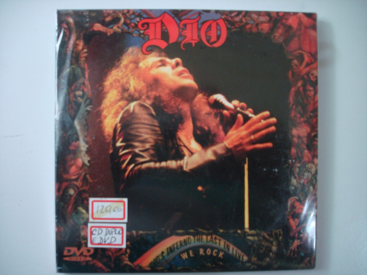 Dios Inferno-The Last in Live