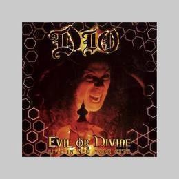 dio evil or divine cd nuevo