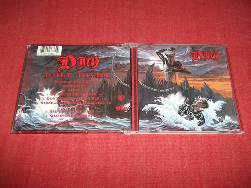 dio - holy diver cd imp ed 1990 mdisk