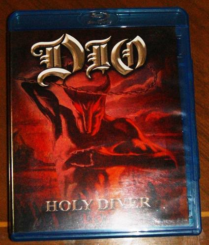 dio holy diver live blu ray original