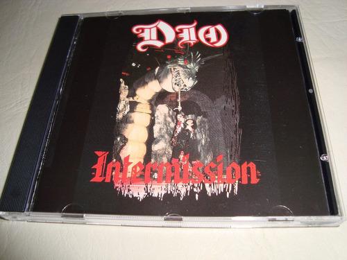 dio  intermission  rainbow   black sabbath   cd germany