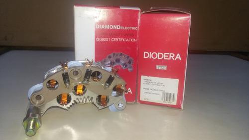 diodera alternador de chevrolet corsa marca diamond