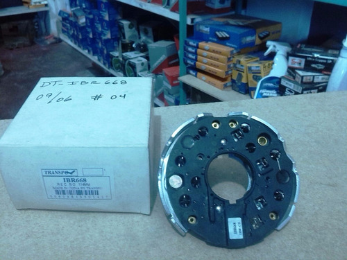 diodera alternador ford bronco / f-150 / 7000/(nuevas)transp