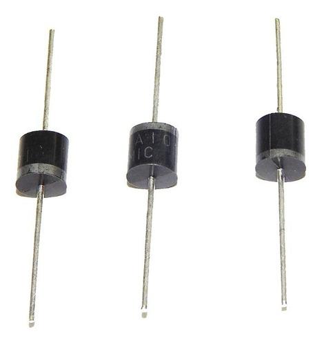 diodo 10a10 ( 20 pçs) 1000v 10 ampéres