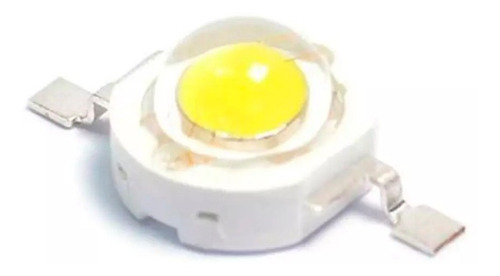 diodo led blanco frio 3w 6500k 3.6v