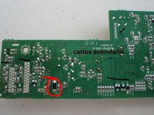 diodo schottky sk16 repara tu impresora epson