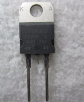 diodo stth8r06d to220ac