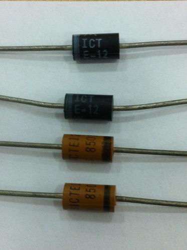 diodo supressor.  icte12. 12v 1.5kw kit c/05pçs