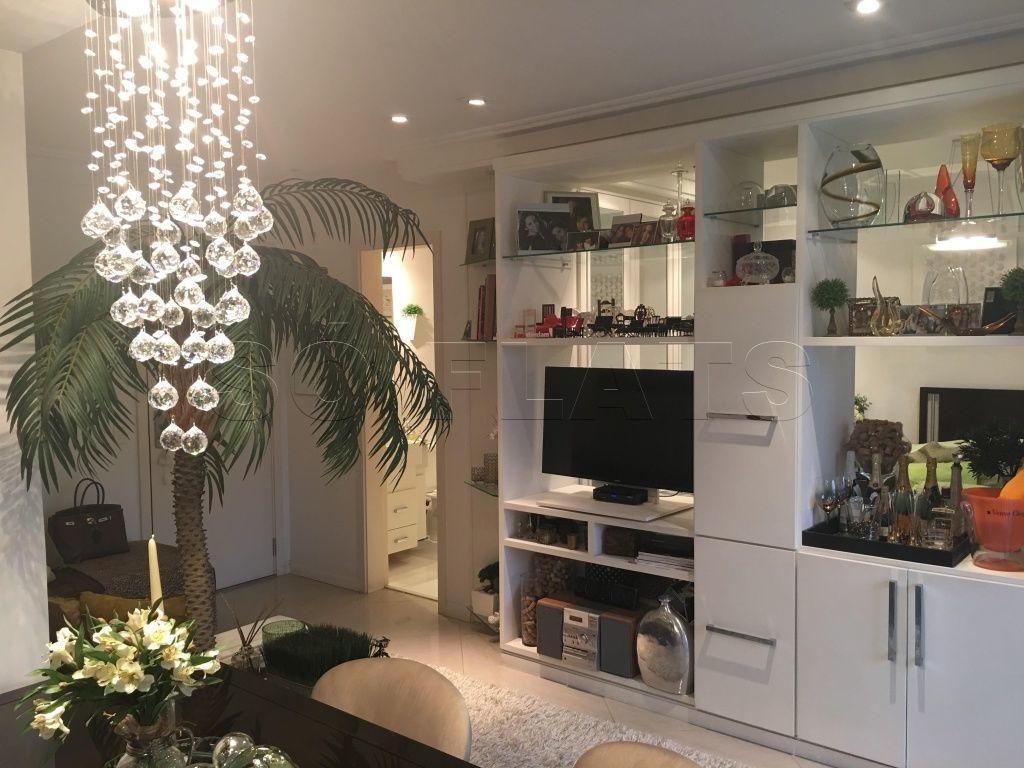 diogo home, incrível flat na vila nova conceição confira ! - sf8384