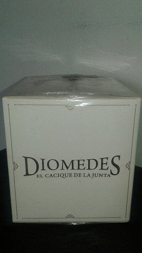 diomedes diaz 11 cd´s estuche de lujo nuevo original caja 1