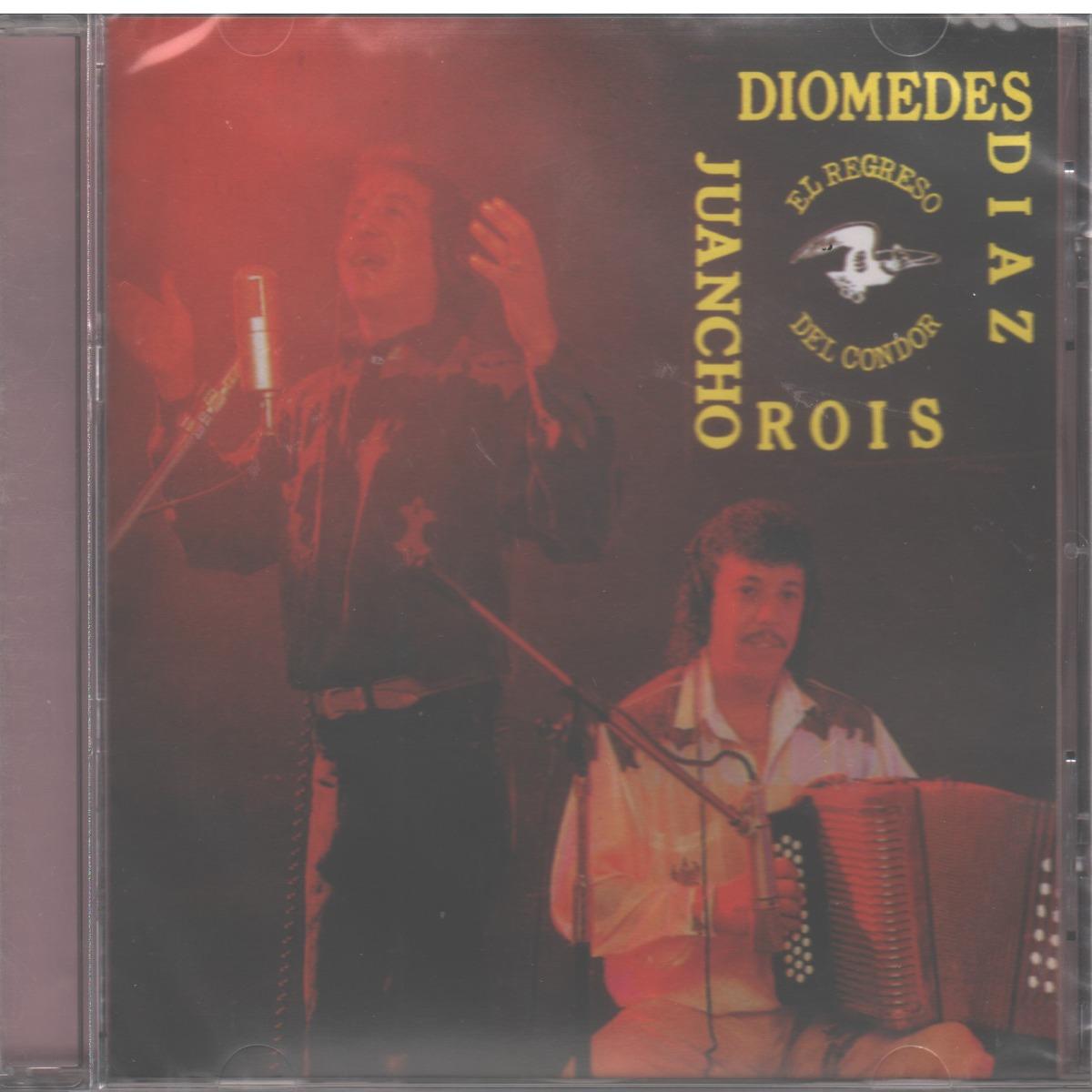 album el regreso del condor diomedes diaz gratis