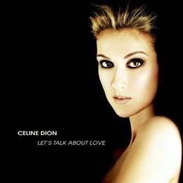 dion celine let's talk about love cd nuevo