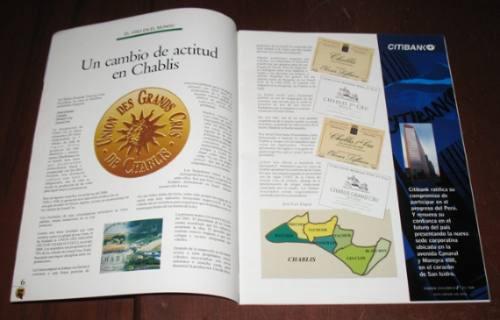 dionisos n° 26 vinos agosto setiembre 2002 quesos maridaje