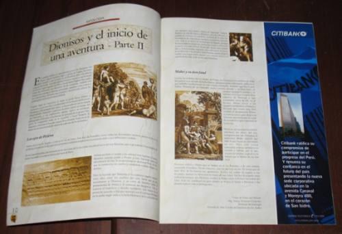 dionisos vinos n° 24 abril mayo 2002 vega sicilia mitología