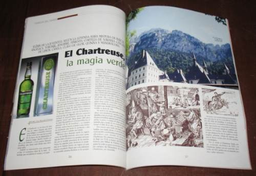 dionisos vinos n° 43 junio 2005 luigi bosca chile tintos
