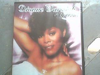 dionne warwick in concert dvd original