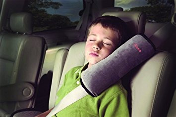 diono cinturón de seguridad almohada, gris