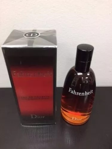 f1005dc6a1e Dior Fahrenheit Eau De Toilette Perfume Masculino 100ml - R  439