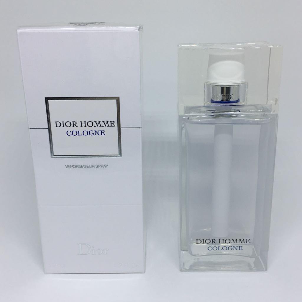 bc7b2ecae89 Características. Marca Christian Dior  Nome do perfume Dior Homme Cologne   Gênero Masculino ...
