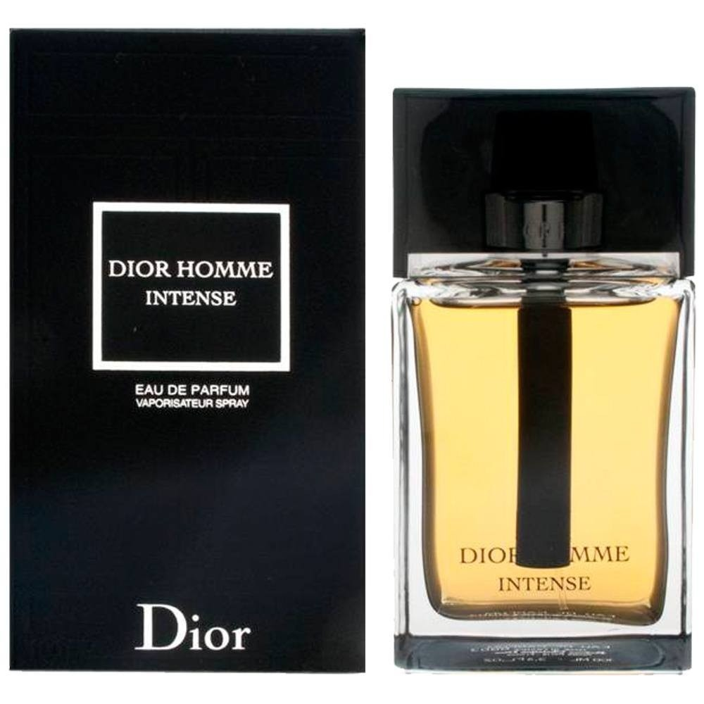 7e79adcc605 Características. Marca Christian Dior  Nome do perfume Dior Homme Intense   Versão Intense  Gênero Masculino  Tipo de perfume Eau de parfum  Volume 100  mL ...