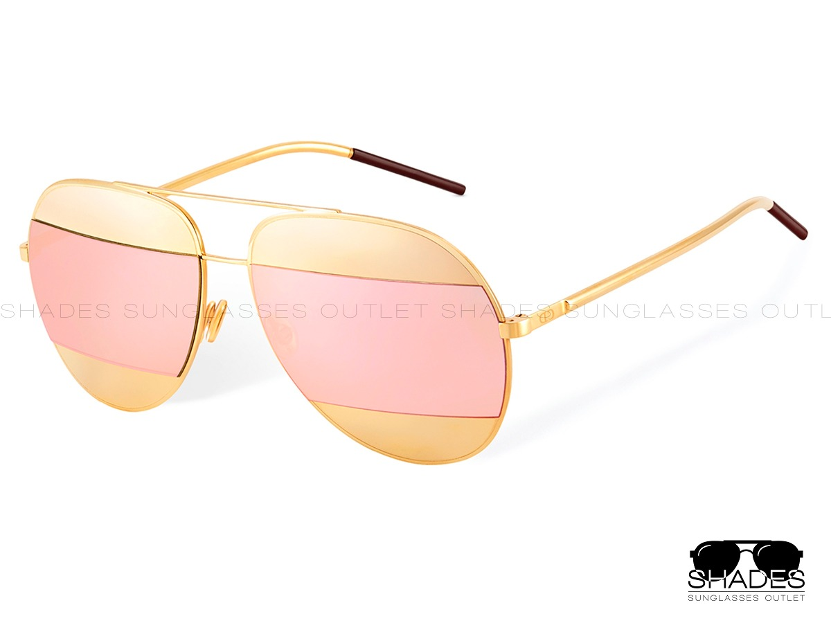 00811e565a dior split lentes de sol gafas so real originales colores. Cargando zoom.