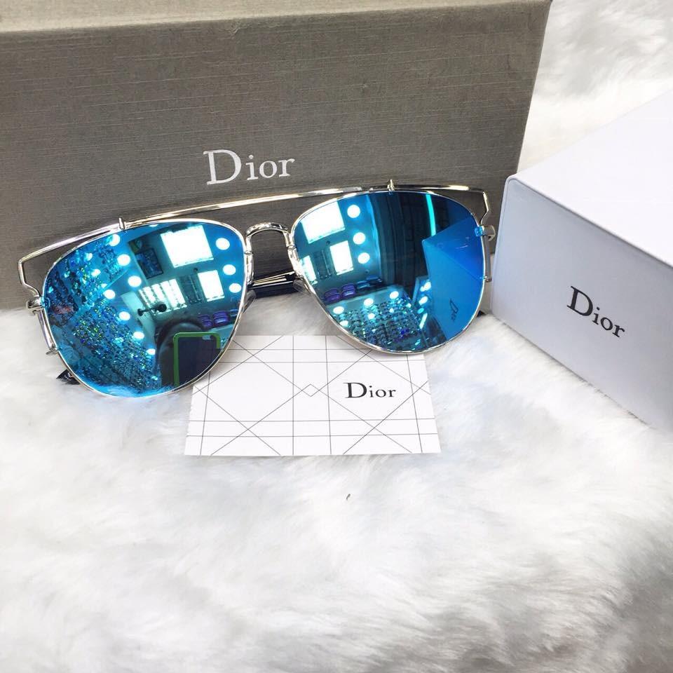 b71c55450 Dior - Technologic - Lente Espelhada Azul - R$ 349,94 em Mercado Livre