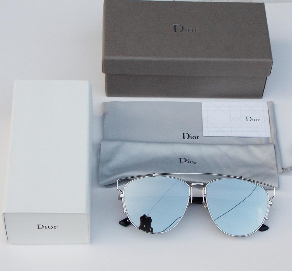 698d4ee19 Dior - Technologic - Lente Espelhada Prata - R$ 349,94 em Mercado Livre