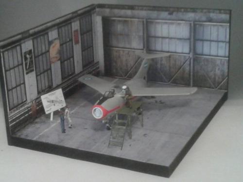 dioramas 1/72 a pedido. kit incluido. tema a eleccion