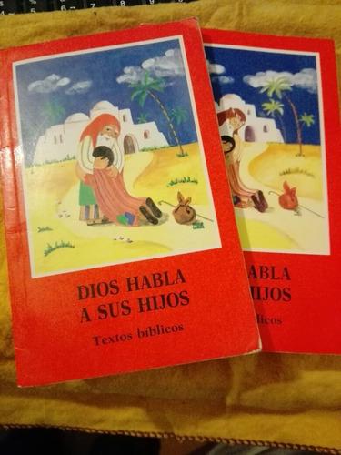 dios habla a sus hijos textos biblicos