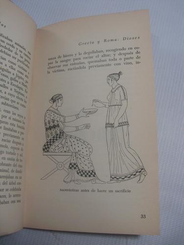dioses y diosas grecia roma. g fernandez 2 tomos