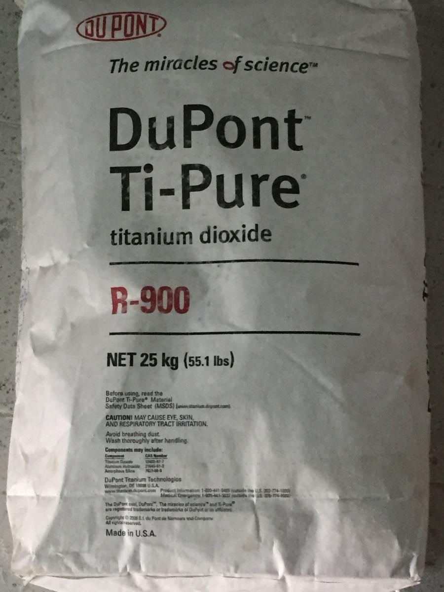 Dioxido De Titanio Dupont