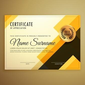 diplomas, reconocimientos, certificados