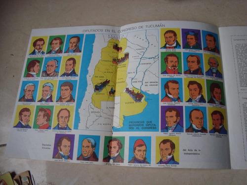 diputados en el congreso de tucuman lamina poster