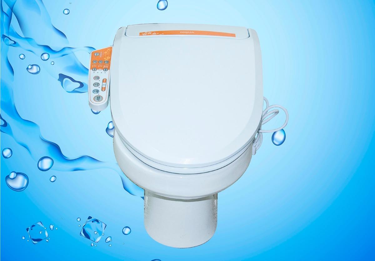Diqua Washlet 28d Asiento Para Wc Bidet Electr Nico 4 200 00  # Fabrica De Muebles Diqua