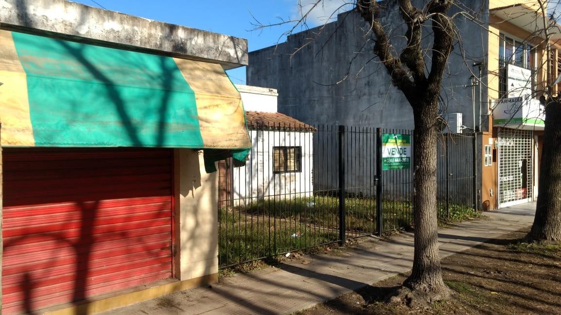 dique lujan - centro - a remodelar - casa c/local