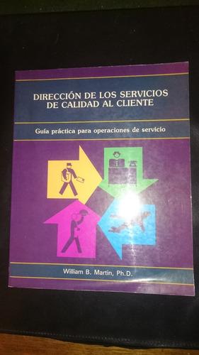 dirección de los servicios de calidad al cliente