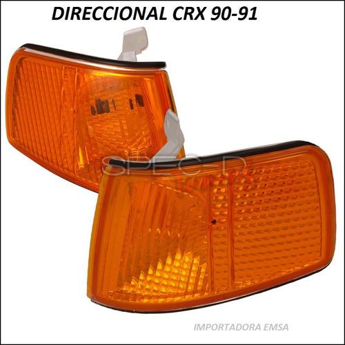 direccional honda crx  90 - 91 pareja,oferta