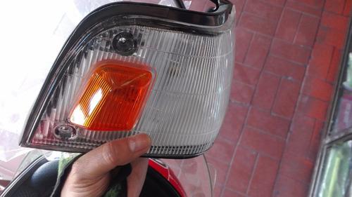 direccional luz media mazda 323 modelo 1988- 98 envio gratis
