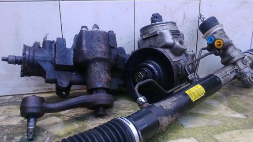 direcciones hidráulicas reparación/recambio