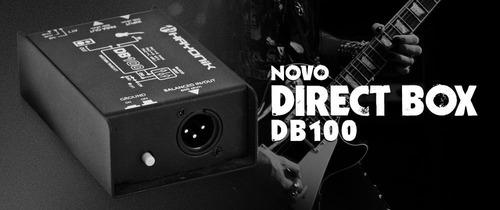 direct box di hayonik db-100 passivo --------- em estoque !!