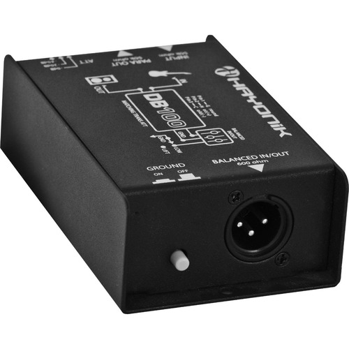 direct box passivo db100 hayonik original + nota fiscal + garantia