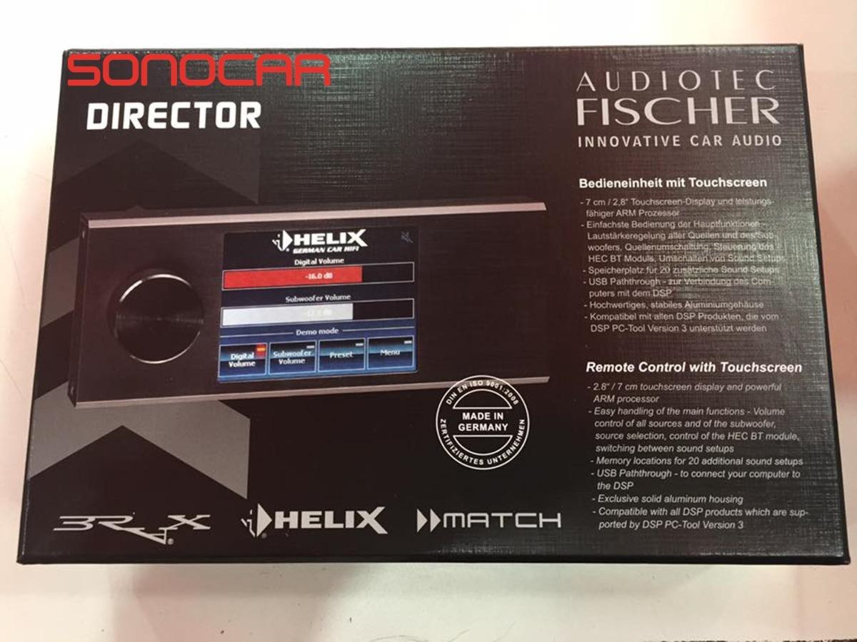 Helix director Pantalla Control Remoto Para Procesador