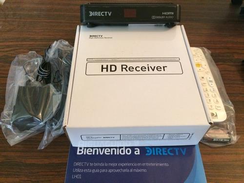 directv hd decodificador plan oro plus hd gratis (100)