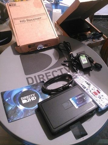 directv hd. kit prepago con todo en regla. plan oro full hd.