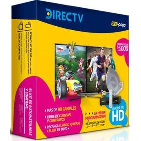 Directv Hd Prepago Envio Gratis Antena 046