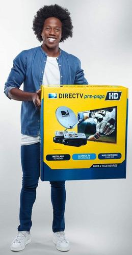 directv prepago hd (promocion)