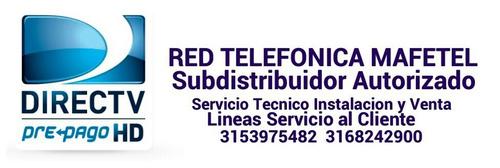 directv prepago hd servicio tecnico instalo inmediatamente