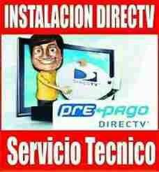 directv prepago servicio técnico instalación