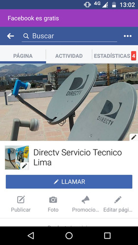directv servicio técnico especializado